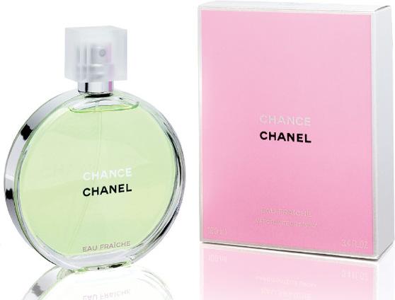 Chanel chance edp kaina