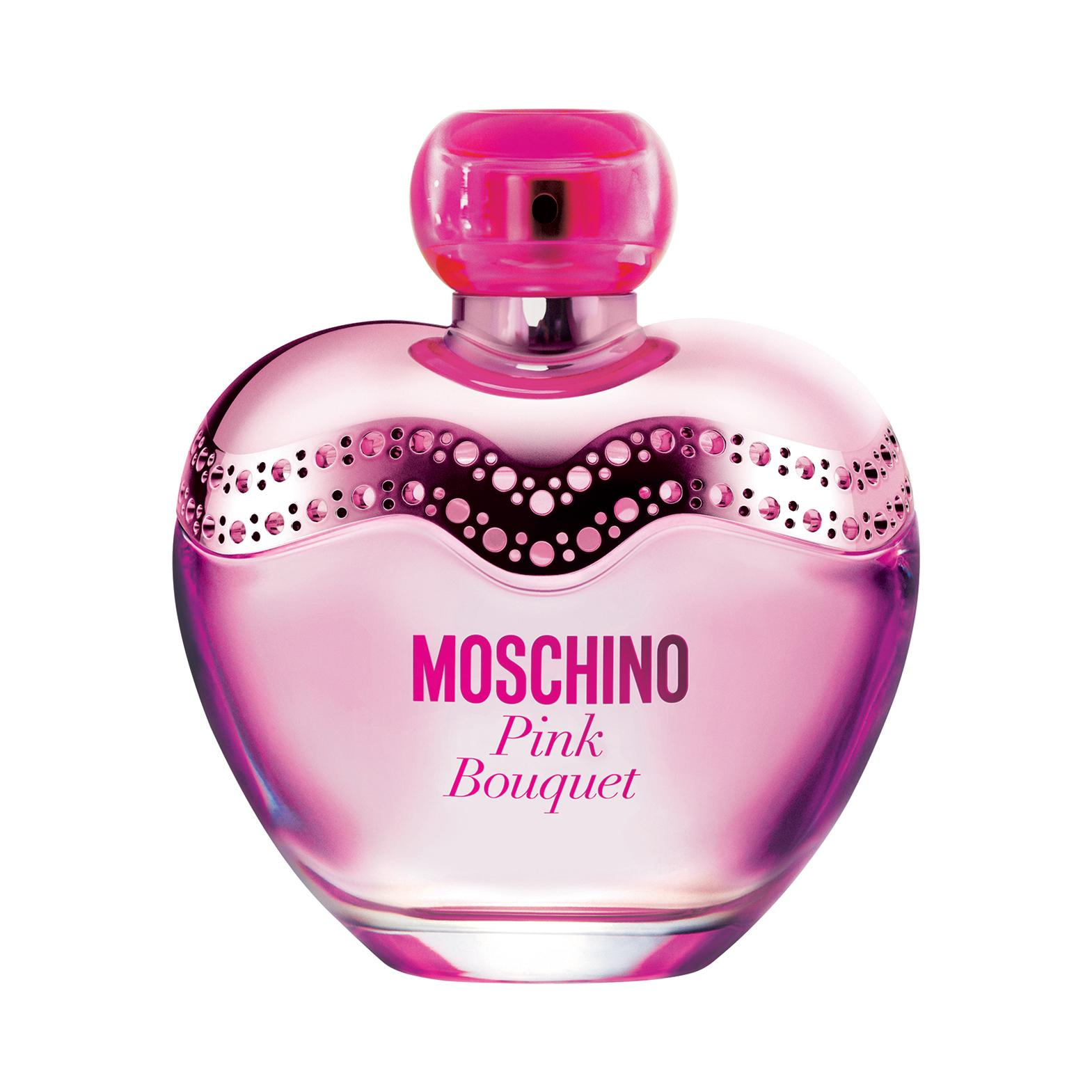 Kvepalai Moschino Pink Bouquet