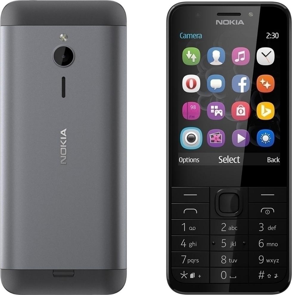 Nokia 230 parduoda